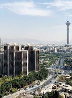 میانگین قیمت مسکن در تهران ۲۵ میلیون است