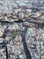 کاهش تورم نقطهای مسکن در تهران